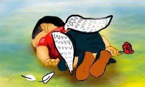 Ao menino sírio que fez o mundo chorar